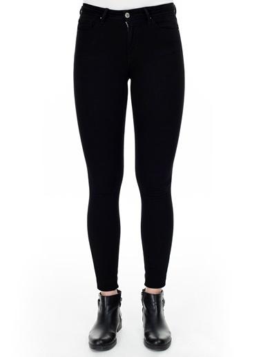 Only Only Kadın Skinny Jean Pantolon 15200938 Siyah